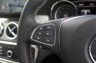 2017 Mercedes-Benz GLA-Class X156 807MY GLA220 d DCT White 7 Speed Sports Automatic Dual Clutch