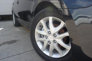2009 Hyundai i30 FD MY09 SLX Black 5 Speed Manual Hatchback