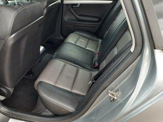 2008 Audi A4 B8 8K Avant Multitronic Galena Silver 8 Speed Constant Variable Wagon