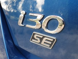2014 Hyundai i30 GD2 SE Blue Sports Automatic Hatchback