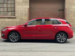 2020 Hyundai i30 PD.V4 MY21 Active Fiery Red 6 Speed Automatic Hatchback