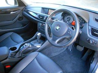 2011 BMW X1 E84 MY11 sDrive20d Steptronic White 6 Speed Sports Automatic Wagon