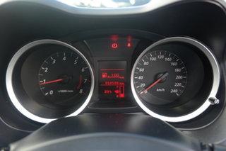 2010 Mitsubishi Lancer CJ MY11 SX White 5 Speed Manual Sedan.