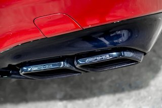 2018 Mercedes-Benz SL-Class R231 809MY SL63 AMG SPEEDSHIFT MCT Red 7 Speed Sports Automatic Roadster
