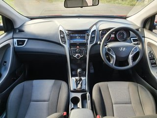 2017 Hyundai i30 GD4 Series II Active Red Sports Automatic Hatchback