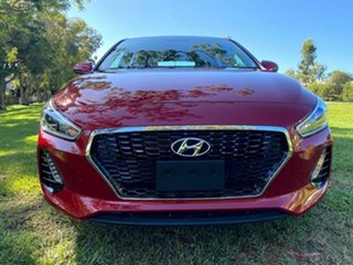 2019 Hyundai i30 PD.3 MY20 Go Fiery Red 6 Speed Sports Automatic Hatchback.