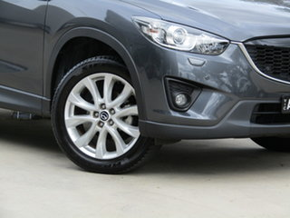 2013 Mazda CX-5 KE1031 MY13 Grand Touring SKYACTIV-Drive AWD Grey 6 Speed Sports Automatic Wagon
