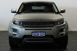 2011 Land Rover Range Rover Evoque L538 MY12 SD4 CommandShift Pure Gold 6 Speed Sports Automatic.