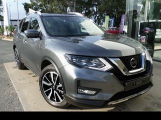 2020 Nissan X-Trail T32 Series 2 TI (4WD) (5Yr) Grey Continuous Variable Wagon.