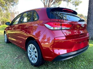 2019 Hyundai i30 PD.3 MY20 Go Fiery Red 6 Speed Sports Automatic Hatchback