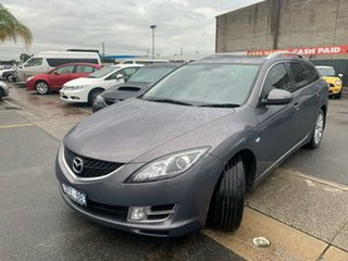 2009 Mazda 6 GH MY09 Classic 5 Speed Auto Activematic Wagon