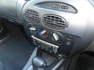 2002 Ford Falcon AUIII SR Gold 4 Speed Automatic Sedan