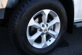 2012 Nissan Navara D40 S6 MY12 ST 5 Speed Sports Automatic Utility