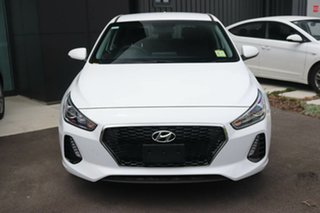 2019 Hyundai i30 PD.3 MY20 Go Polar White 6 Speed Sports Automatic Hatchback