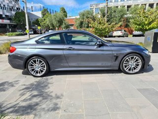 2016 BMW 4 Series F32 420i M Sport Grey 8 Speed Sports Automatic Coupe