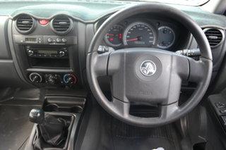 2010 Holden Colorado RC MY10 LX Crew Cab Grey 5 Speed Manual Utility