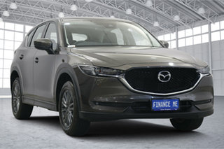 2018 Mazda CX-5 KF4W2A Touring SKYACTIV-Drive i-ACTIV AWD Grey 6 Speed Sports Automatic Wagon.
