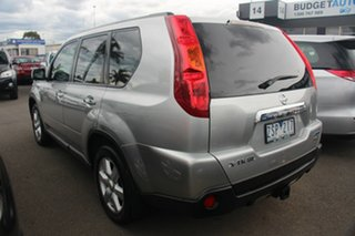 2009 Nissan X-Trail T31 MY10 ST-L Silver 1 Speed Constant Variable Wagon