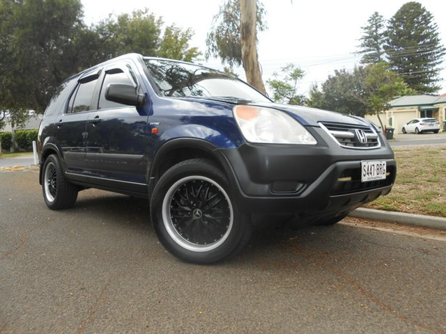 Used Honda CR-V RD MY2004 4WD Broadview, 2004 Honda CR-V RD MY2004 4WD 4 Speed Automatic Wagon