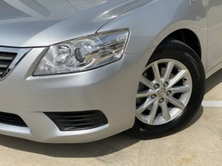 2011 Toyota Aurion GSV40R MY10 AT-X Silver 6 Speed Sports Automatic Sedan