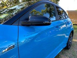 2021 Hyundai Kona Os.v4 MY21 N-Line D-CT AWD Premium Dive In Jeju & Black Roof 7 Speed