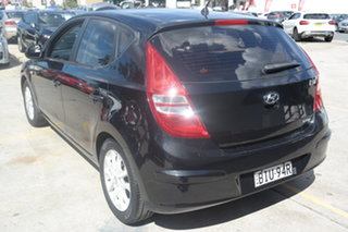 2009 Hyundai i30 FD MY09 SLX Black 5 Speed Manual Hatchback