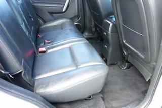 2007 Holden Captiva CG MY08 LX AWD Silver 5 Speed Sports Automatic Wagon