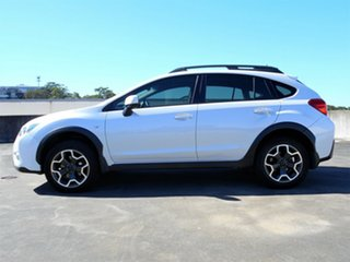 2012 Subaru XV G4X MY12 2.0i Lineartronic AWD White 6 Speed Constant Variable Wagon