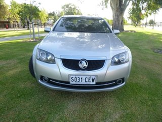 2011 Holden Calais VE Series II Silver Sports Automatic Sedan.