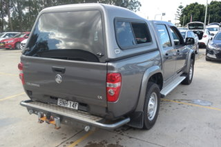 2010 Holden Colorado RC MY10 LX Crew Cab Grey 5 Speed Manual Utility