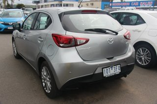2018 Mazda 2 DJ2HAA Neo SKYACTIV-Drive Silver 6 Speed Sports Automatic Hatchback