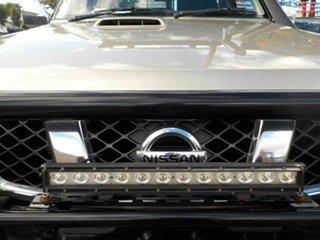 2005 Nissan Patrol GU IV ST (4x4) Gold 5 Speed Manual Wagon