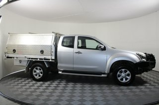 2018 Isuzu D-MAX MY17 LS-U Space Cab Titanium Silver 6 Speed Manual Utility