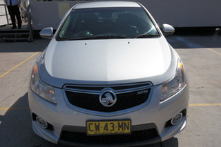 2011 Holden Cruze JH Series II MY11 SRi-V Silver 6 Speed Sports Automatic Sedan.