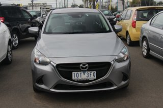 2018 Mazda 2 DJ2HAA Neo SKYACTIV-Drive Silver 6 Speed Sports Automatic Hatchback.