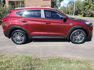2015 Hyundai Tucson TL Active X Red Sports Automatic Wagon