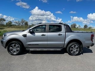 2020 Ford Ranger PX MkIII 2020.75MY Wildtrak Aluminium 10 Speed Sports Automatic Double Cab Pick Up