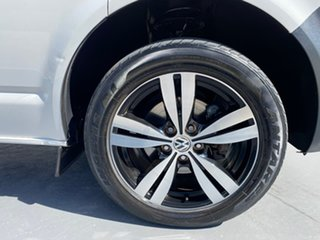 2016 Volkswagen Transporter T6 MY16 TDI340 SWB DSG White 7 Speed Sports Automatic Dual Clutch Van