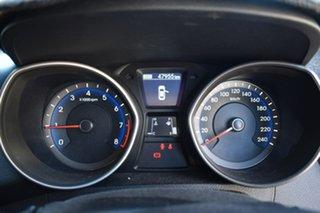 2015 Hyundai i30 GD3 Series II MY16 Active Blue 6 Speed Manual Hatchback