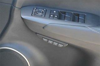 2015 Lexus NX AGZ15R NX200t F Sport Silver 6 Speed Sports Automatic Wagon