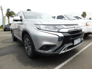 2018 Mitsubishi Outlander ZL MY18.5 LS AWD Silver 6 Speed Constant Variable Wagon.