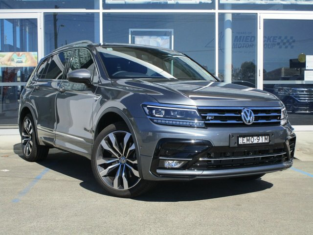 Demo Volkswagen Tiguan Highline Taree, Demo Tiguan Allspace 162TSI Highline 7 Speed DSG
