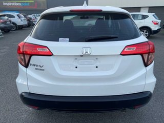 2016 Honda HR-V MY16 Limited Edition White 1 Speed Constant Variable Hatchback