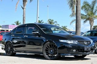 2006 Honda Accord Euro CL Euro R Black Manual.