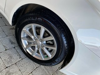 2015 Mitsubishi Lancer ES - Sport White Constant Variable Sedan