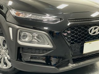 2019 Hyundai Kona OS.2 MY19 Go 2WD Black 6 Speed Sports Automatic Wagon.