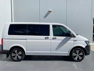 2016 Volkswagen Transporter T6 MY16 TDI340 SWB DSG White 7 Speed Sports Automatic Dual Clutch Van.