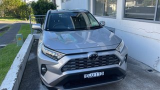 2020 Toyota RAV4 Mxaa52R GXL 2WD Silver Sky 10 Speed Constant Variable Wagon