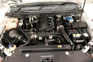 2013 Ford Ranger PX XL White 6 speed Manual Utility