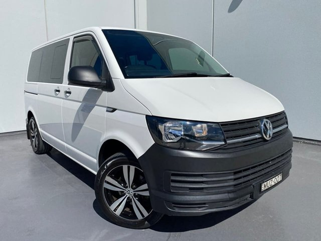 Used Volkswagen Transporter T6 MY16 TDI340 SWB DSG Liverpool, 2016 Volkswagen Transporter T6 MY16 TDI340 SWB DSG White 7 Speed Sports Automatic Dual Clutch Van